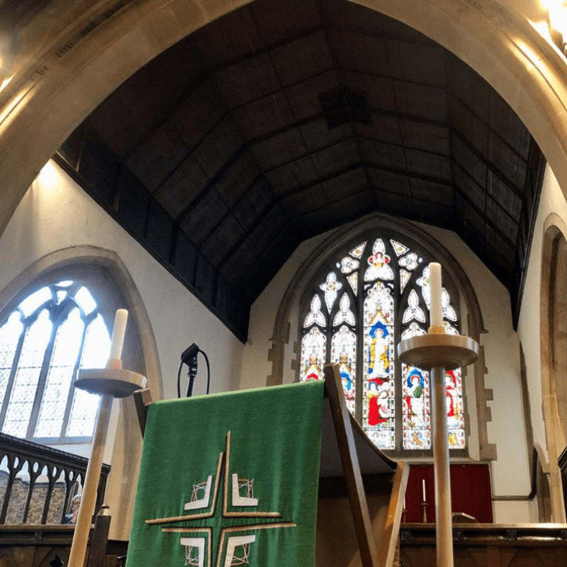 about st edmunds church