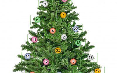 Christmas Giving Tree from Foodbank